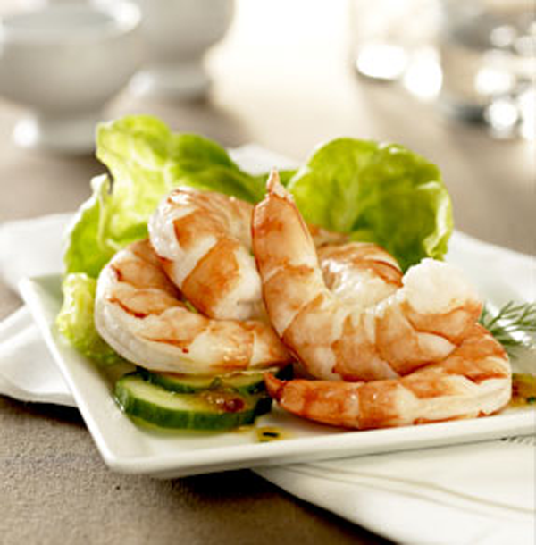 Peeled & Deveined Jumbo Shrimp (42-50 portions)