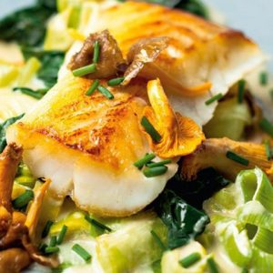 Boneless & Skinless Atlantic Cod Loins (7-10 portions)
