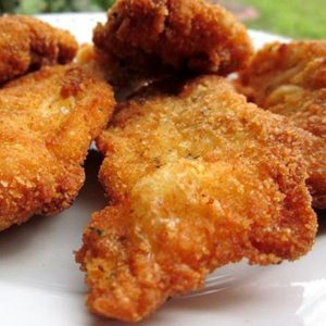 Breaded Chicken Breast Fingers (9-12 portions)