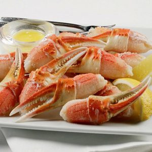 Jumbo Cocktail Crab Claws (48-60 portions)