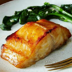 Cold Smoked Black Cod (5-8 portions)